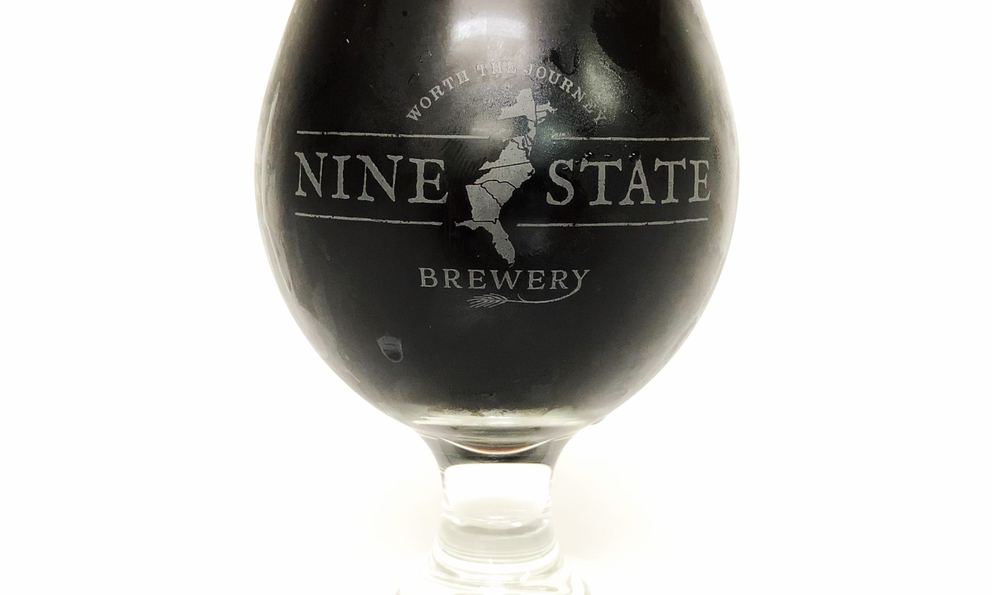 Nine State Brewery Peanut Butter Coffee Chocolate Stout (PBCCS)