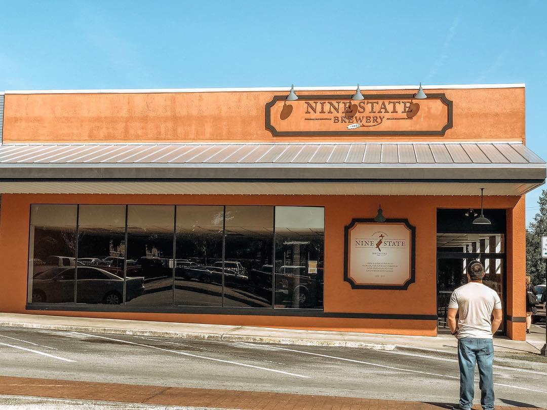 Nine State Brewery